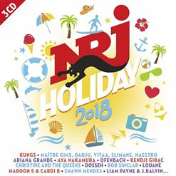 Nrj Holiday 2018 CD1