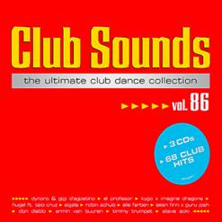 Club Sounds Vol. 86 CD1