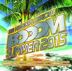 Booom Summer 2015 (2CD)