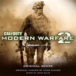 Call of Duty: Modern Warfare 2 - OST [Score] [With Lorne Balfe]