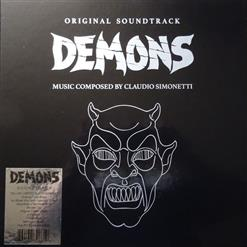 Demons (Original Soundtrack Deluxe Limited Box): CD 1 - Demons (Original Soundtrack)