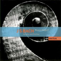 Bach J.S. - Sonatas And Partitas For Violin Solo. CD2