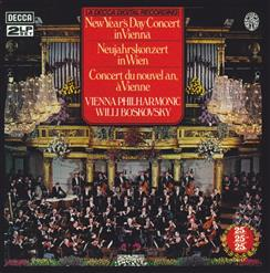 New Year's Day Concert In Vienna