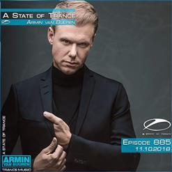 885 - A State Of Trance (11 October 2018)