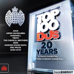 Ministry Of Sound DJ Mag - Top 100 DJ's 20 Years